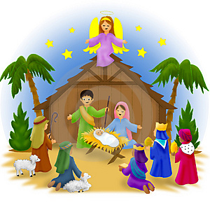 Nativity Children