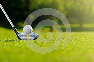 Let`s golf today