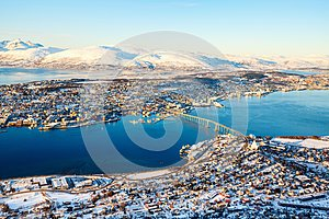 Tromso in Northern Norway