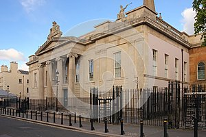 Courthouse. Derry Londonderry. Northern Ireland. United Kingdom
