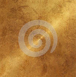 Bronze Grunge Background Texture Rustic