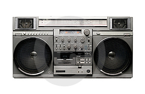 BOOMBOX from 1980s
