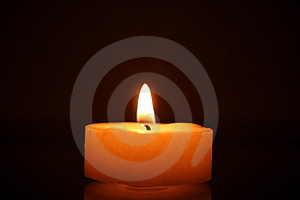 Close up Candle