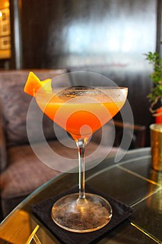 The iconic Pegu Club cocktail of Colonial Burma faithfully recreated in bustling Yangon