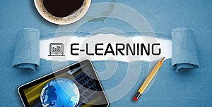 E-Learning Online Learning Online course