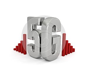 5G network technology internet wireless Text