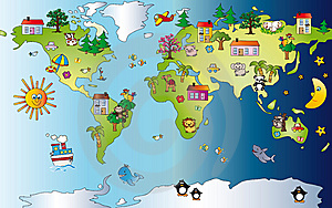 World map cover photo 14768889 timeline images world map gumiabroncs Choice Image
