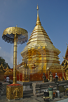 Attractions In Thailand, Doi Suthep, Chiang Mai