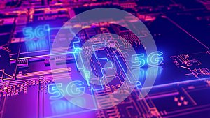 5G network wireless system