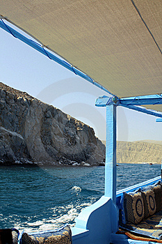 Traditional dhow cruise in Oman