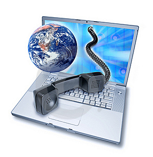 Computer Video Phone Teleconference