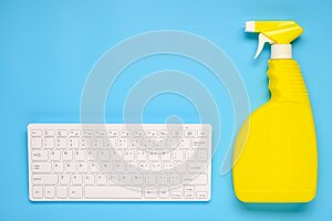 .Cleaning service. Online ordering a cleaning company. Online sale of household chemicals
