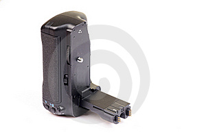 Dslr camera vertical grip