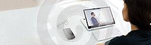 Virtual Online Video Conference Coach Training