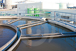Waste water treatment systems tanks