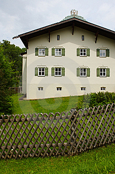 White house in the germany