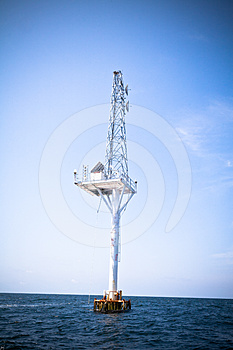 Offshore Communication Antenna