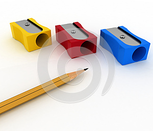 Pencils sharpeners and pencil