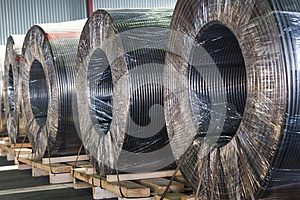 Industrial power electric cable