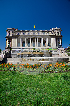 Bucharest - National Army Palace