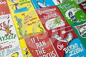 Dr. Suess Children Story Books