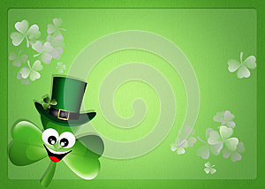 Clover for St.Patrick's Day