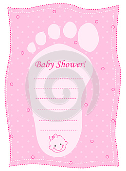 Baby Shower Invitation Cover Photo 39007909 Timeline Images
