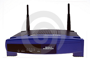 Wi-fi network router