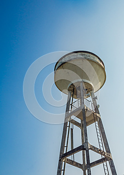 White Water Tank Tower (water reservoir), Thailand