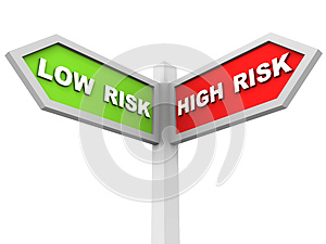 High risk low risk