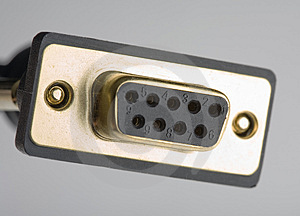 RS232 Serial Cable Female Plug