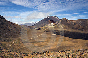 Mount Ngauruhoe (Doom), Tongariro Crossing