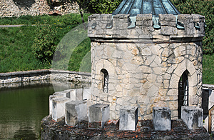 Turret in the water, Bojnice