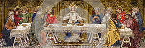 The Last Supper (mosaic)