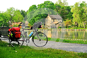 BICYLE TOURING