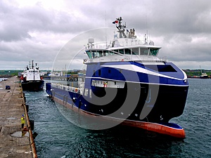 Offshore Supply Ship 12a