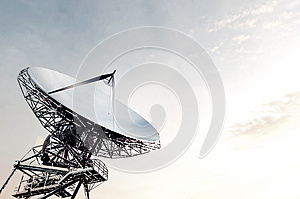 Satellite dishes Connect communications
