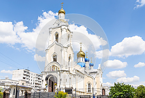 Church of the Kazan icon of the Mother of God in Rostov-on-don