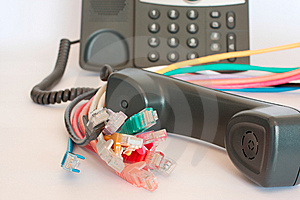Business phone and networking