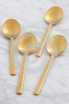 Beautiful spoon set