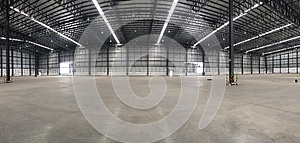 A warehouse is a commercial building for storage of goods.
