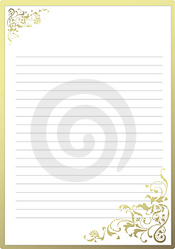 fancy notepaper cover photo 9115265 timeline images