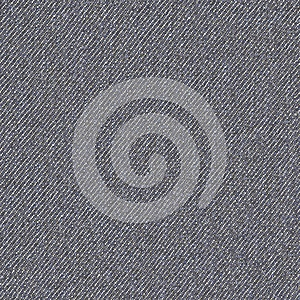 Fabric texture 5 diffuse seamless map. Jeans material.
