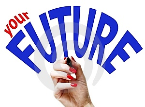 Hand writing your future