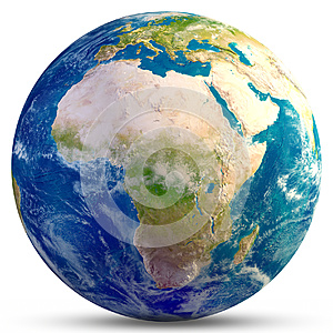 Planet Earth - Africa