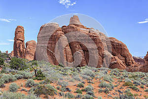 Devils Garden Trail, Arches National Park, Utah