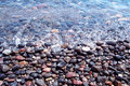 Wet rocks Royalty Free Stock Photos