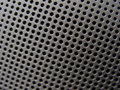 Speaker Closeup Stock Image