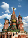 St. Basil S Cathedral Royalty Free Stock Photo - 10017685