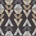 Ethnic Boho Seamless Pattern. Tribal Pattern. Embroidery On Fabric. Scribble Texture. Retro Motif. Stock Photos - 100277153